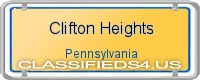 Clifton Heights board
